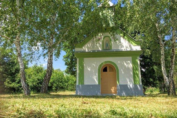 Kaplnka sv. Urbana vnovom šate.