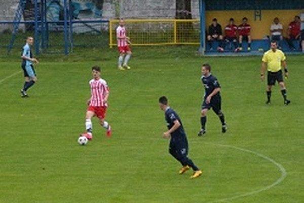 Hrušovany prehrali gólom z 90. minúty.