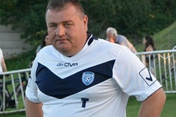 Tréner Šimonoviam Jozef Žiak.