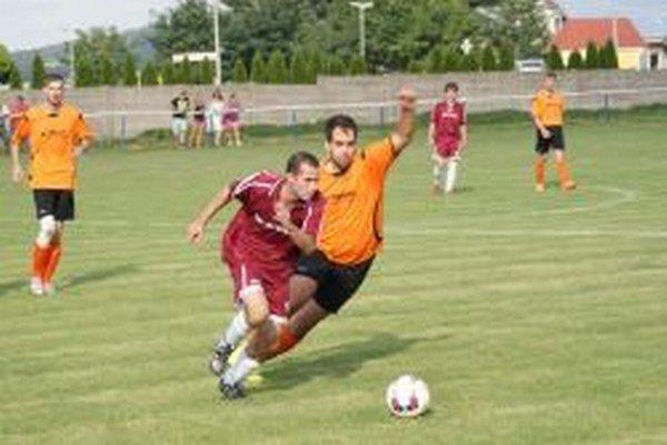 Zo zápasu Kovarce - Rajčany 3:0.