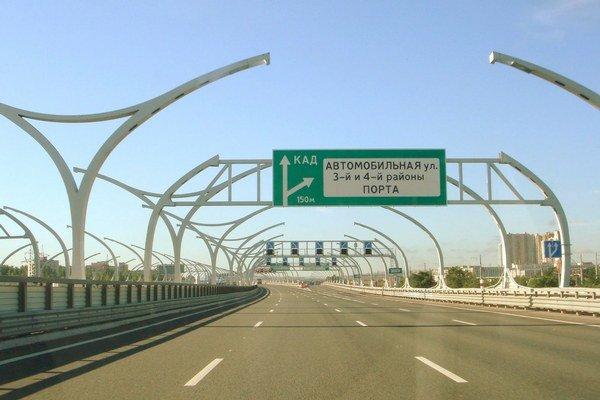 Jevgenija Čirikovová kritizuje výstavbu diaľnice.