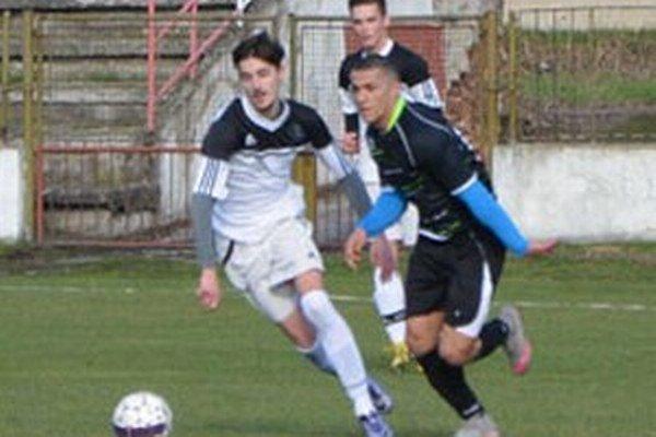 Topoľčany doma gólovo mlčali, hostia sa presadili štyrikrát.
