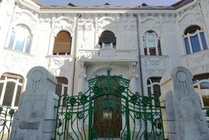 Množstvo detailov a podoba paláca, akú poznali vo svojich časoch aj Rosenfeldovci.