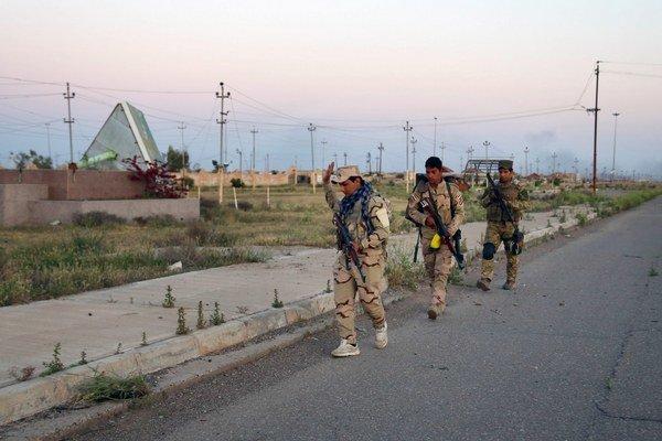 Austrálčania pomôžu s výcvikom irackých jednotiek.