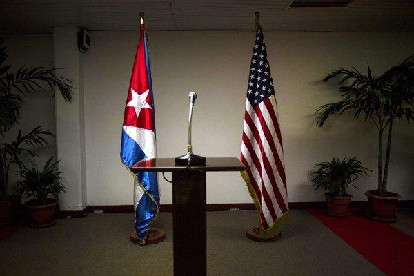 Diplomati oboch krajín sa už niekoľkokrát stretli vo Washingtone i v Havane.