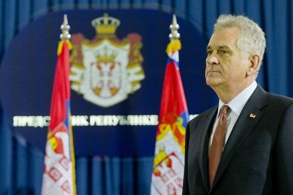 Prezident Srbskej republiky Tomislav Nikolič.