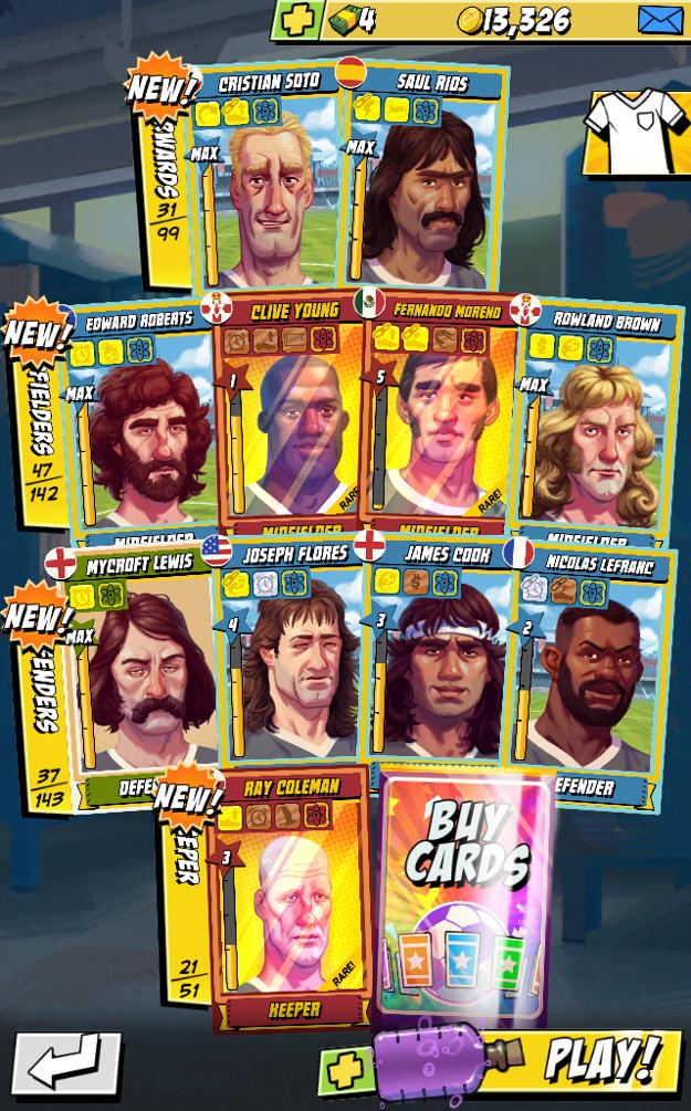 Zaujímavé karty sú aj v základných balíčkoch, oplatí sa ale našetriť si aspoň na Super pack.