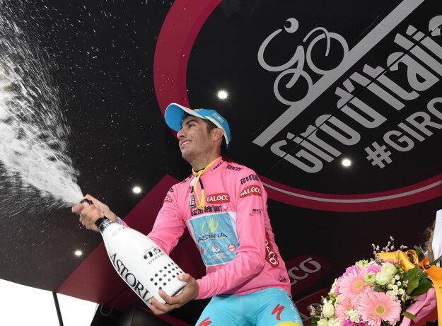 Fabio Aru sa teší, že Giro odštartuje v jeho rodisku.