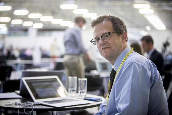 Craig Winneker, editor bruselského portálu Politico.