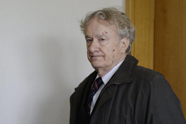 Bývalý predseda MS Jozef Markuš.