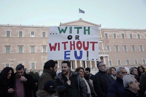 Rokovania o Grécku pokračujú opäť v pondelok.
