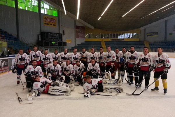 Warriors Prešovská Univerzita. Prvý zápas vEUHL odohrajú 10. októbra.