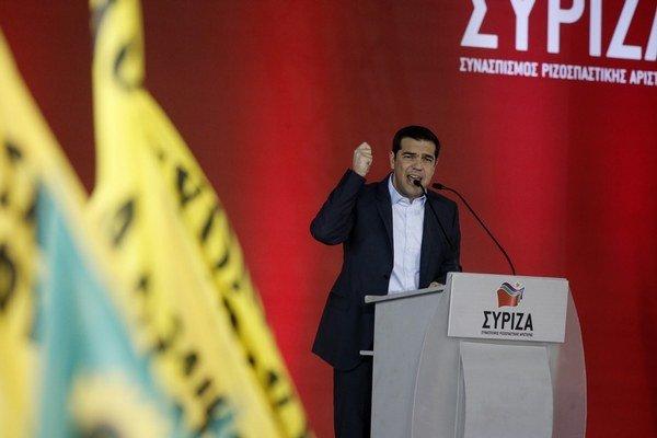 Cipras vie zapôsobiť na voličov.