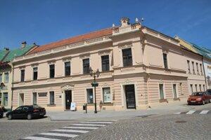 Záhorské múzeum v Skalici.