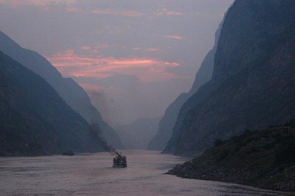 Rieka Jang-c-ťiang.