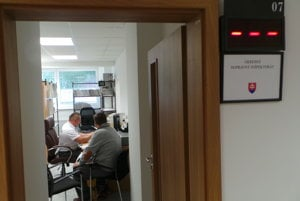 Do nového Klientskeho centra v Tvrdošíne sa presťahovali aj niektoré oddelenia polície z Nižnej.