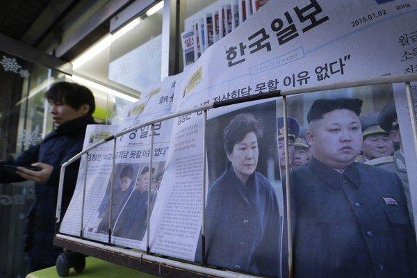 Juhokórejské noviny píšu o summite, ktorý navrhol Kim Čong-un.