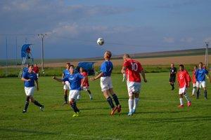 Rozhodol jediný presný zásah. Hozelec získal tri body po víťazstve nad Toporcom 1:0.