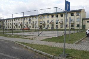 Bytové doma na Ciglianskej ceste v Prievidzi.