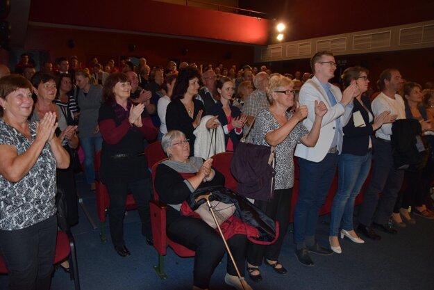 Predstavenie Ženský zákon si vyslúžilo standing ovation a nekonečný potlesk