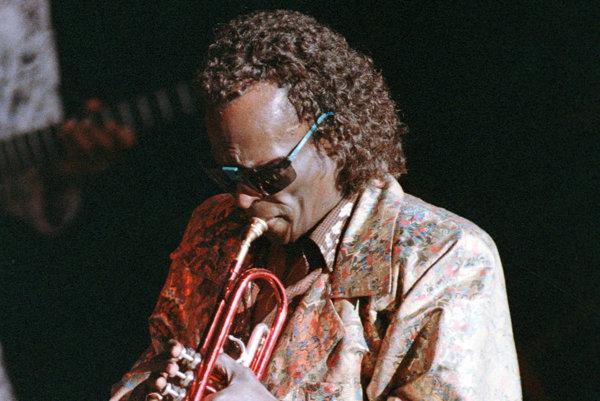 Miles Davis.