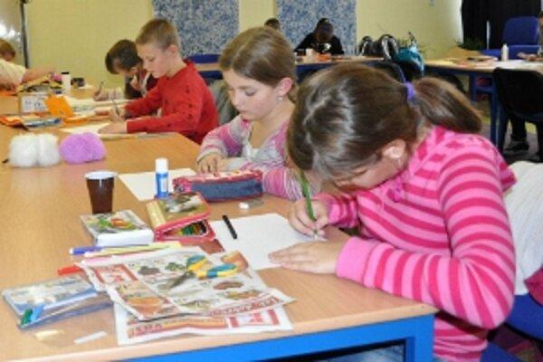 Kreslenie bolo prvou úlohou vo viackolovej súťaži.