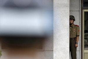 Severokórejský vojak prekročil hranicu a zbehol na Juh