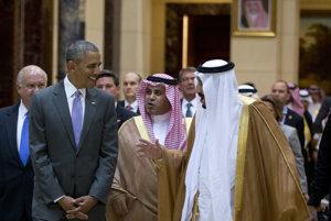Vzťahy so Saudskou Arábiou sú pre Obamu kľúčové.