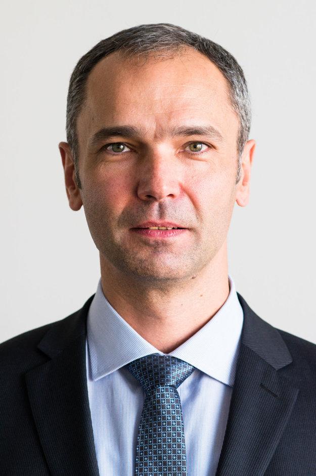 Branislav Jaďuď, nový riaditeľ nemocníc v Žiari a Banskej Štiavnici.