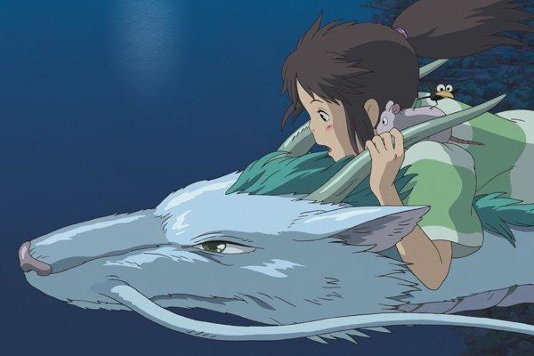 Cesta do fantázie. Film Hajau Mijazakiho je v našich kinách.