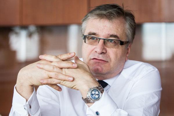 Štátny tajomník ministerstva práce Ivan Švejna