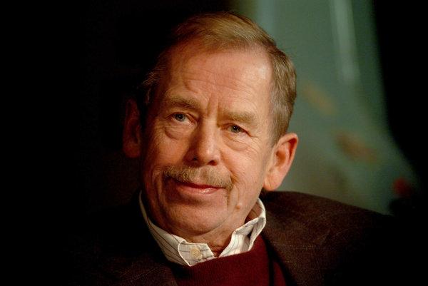 Václav Havel (5. október 1936 - 18. december 2011)