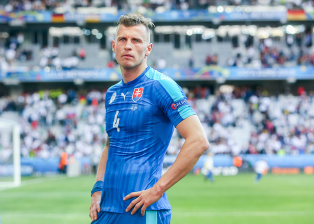Ján Ďurica patrí už roky k oporám reprezentácie. Spolu s Martinom Škrtelom majú najviac skúseností z reprezentačných zápasov.