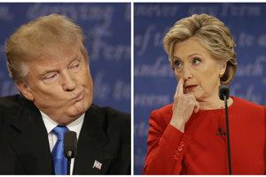 Prezidentskí kandidáti.