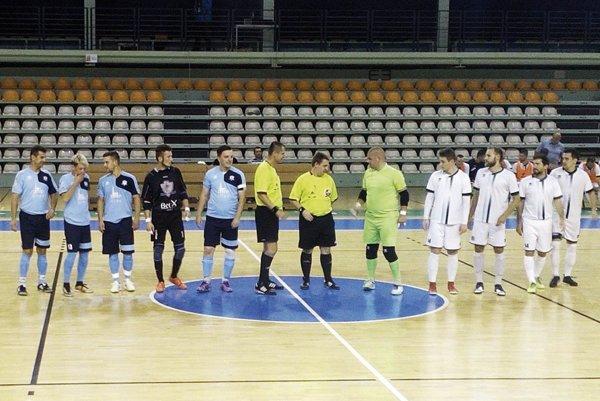 Futsalisti Nitry si v piatok merali sily s Pinerolo Bratislava, ktorá na slovenskom futsalovom tróne vystriedala Slov-Matic.