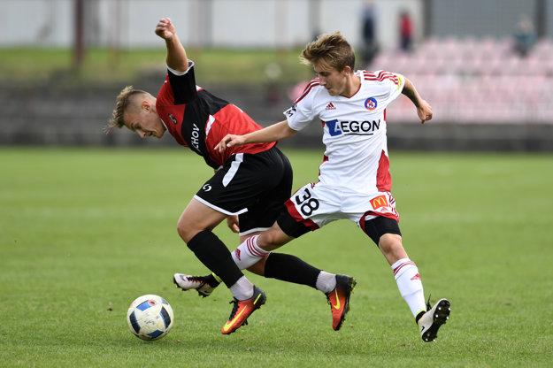 Teší ma, že klub mi dal takúto šancu, povedal Filip Halgoš. (vpravo)
