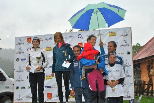 Najrýchlejšie ženy. Bez rozdielu veku aolympijskí víťazi Škantárovci.