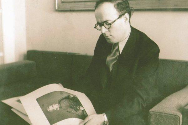 Jozef Cincík, jeden z tvorcov myšlienky národnej knižnice.