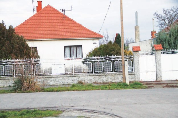 V dome, v ktorom sa stala vražda, bývala Kristína sama.