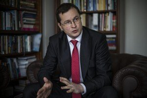 Minister školstva Juraj Draxler.