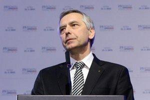 Šéf KDH Ján Figeľ.