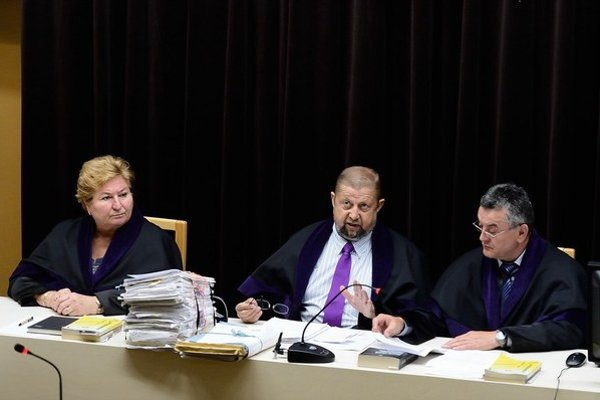 Senát Štefana Harabina znovu spochybnil policajnú inšpekciu a oslobodil policajta odsúdeného za nepriamu korupciu.