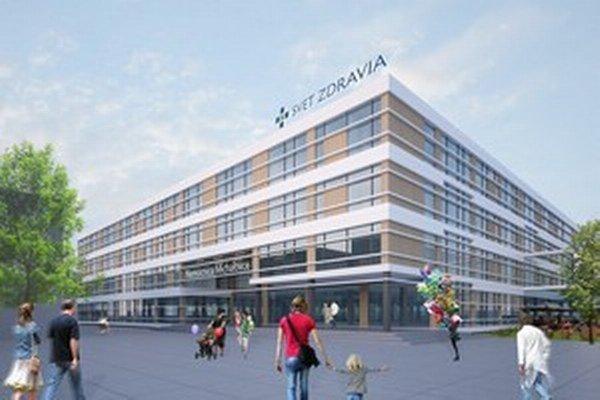 V januári 2018 by mala začať fungovať nová nemocnica v Michalovciach.