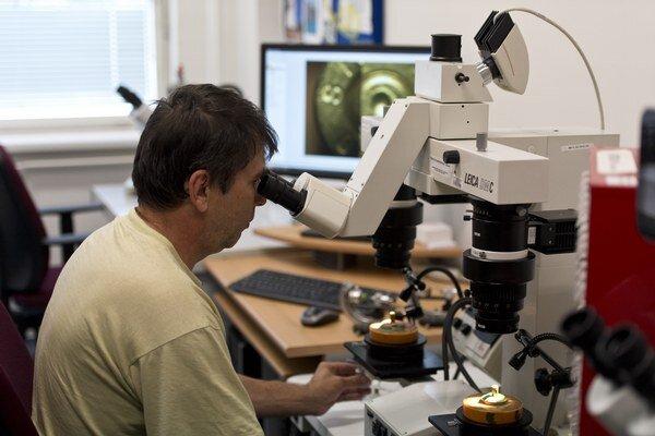 Súčasťou mikroskopu by mal byť tiež softvér na meranie rozmerov sledovaných objektov, či už pôjde o ich priemer, alebo plochu, a taktiež softvér na spracovanie obrazu.