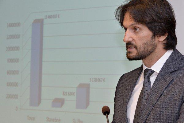 Minister vnútra Robert Kaliňák skonštatoval, že rozhodnutie ísť do projektu Elektronického trhoviska bolo správne.