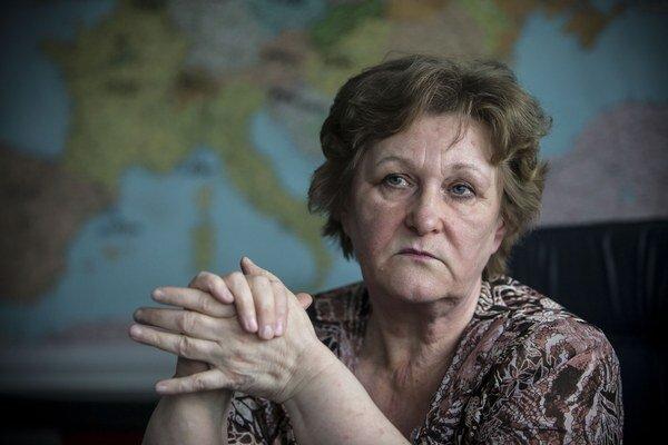 Dubovcová dostala pre akciu vo Vrbnici podnet, zásah polície skúma.