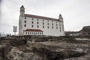 Bratislavský hrad dostane nové zariadenie.