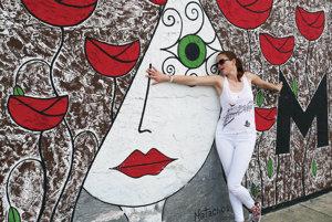 Monika Balgová (Camaleonte)