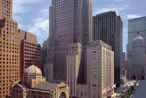 Nový hotel na Park Avenue