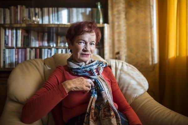 Soňa Szomolányi je politologička, sociologička, pedagogička na Univerzite Komenského.